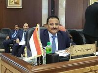 Yemeni Minister of Transport Saleh al-Jabwani (Twitter)