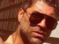 Wael Kfoury celebrated his 45th birthday yesterday evening in a lavish celebration Source waelkfoury Instagram