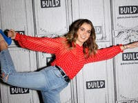 Haley Lu Richardson at The Tuesday, Mar 12, 2019 BUILD Series at BUILD Studio, New York, NY. (Shutterstock/ File Photo)