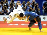 Iran Banned from international judo competitions for refusing to let its athletes fight Israeli opponents (Twitter)