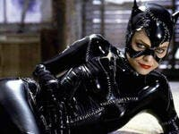Michelle Pfeiffer played Catwoman in the 1992 film Batman Returns