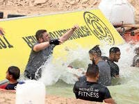 Tough Mudder, a global obstacle race, will be held on Friday as part of the DFC closing weekend. - Supplied photo