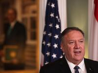 The US Secretary of State Mike Pompeo . (AFP/ File Photo)