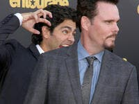 "Kevin Dillon, Adrian Grenier at the ""Entourage"" Movie Premiere.(Shutterstock/ File Photo)"