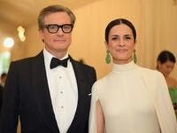 Colin Firth and his wife, Livia Giuggioli, have called it quits. (Twitter)