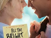 Elle Fanning, Justice Smith, Alexandra Shipp, Kelli O'Hara, Keegan-Michael Key, and Luke Wilson star in All The Bright Places. (Netflix)