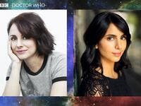 Laura Fraser and Anjli Mohindra are set to guest star on Doctor Who Season 12. (@bbcdoctorwho/ Twitter)