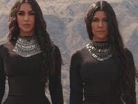 Kim argued that she and Khloe had to overcompensate for their sibling's decision to hold things back.