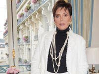 Kris Jenner's outlook on beauty has also been shaped by her mom, Mary Jo.