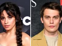 Nicholas Galitzine to act with Camila Cabello. (Steve Granitz/WireImage; ANGELA WEISS/AFP via Getty Images)