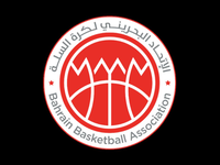 Bahrain Basketball Association logo