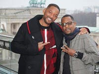 Bad Boys is the No. 1 movie in North America