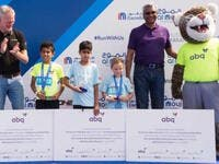 After the elites and marathon runners took the glory on day one, the second and final day of the 2020 Al Mouj Muscat Marathon belonged to the thousands of children who took part in the 3 km, 2 km, and 1 km races. - Supplied picture