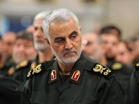 Iranian Quds Force commander Qassem Soleimani has been killed in a US airstrike. Photo: AFP