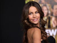 "SOFIA VERGARA arriving to ""New Year's Eve"" World Premiere on December. (Shutterstock/ File Photo)"