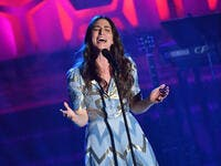 Bareilles is working on a new pop album (ANGELA WEISS/AFP/Getty)