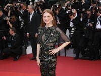 Julianne Moore attends the 'Cafe Society' premiere and the Opening Night Gala during the 69th Cannes Film Festival (Shutterstock/ File Photo)