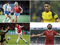 As football takes tentative steps back toward normality, we take a look at some of the best Arab talent to make their mark in Europe's top leagues. (Photo: Arab News)