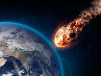 The asteroid is classed as a near Earth object by astronomers and is tracked by the space agency. (Shutterstock/ File Photo)