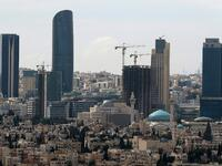 The Amman skyline (AFP)