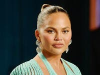 Chrissy Teigen Blocks Over 1 Million People on Twitter After Bizarre Conspiracy Theorists Linked Her to Jeffrey Epstein
