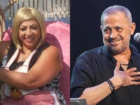 Did Ghada Bashour and George Wassouf Get Married? Check Out This Picture and Ghada's Comment