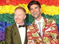 Jesse Tyler Ferguson and Husband Welcome 1st Child Together. (Twitter)