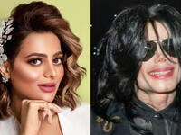 Elham Al-Fadalah's Daughter Responds to Those Who Said She Looks Like Michael Jackson