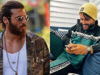 Nassif Zeytoun Debuts His Inner Can Yaman.. Watch