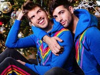 Graceffa and Preda celebrated their five-year anniversary as a couple on July 17, 2019.