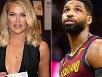 Khloé Kardashian, basketball star Tristan Thompson. (AFP/ File Photo)