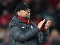 The Liverpool boss admits that the Blues being in Europe stands to benefit his side, but he is looking for clarity when it comes to rule breaches (Photo: AFP)