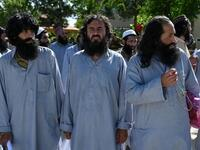 Afghan authorities said Wednesday they will not release hundreds of Taliban (Twitter)