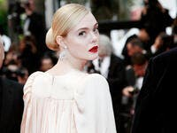Elle Fanning attends the opening ceremony during the 72nd Cannes Film Festival. (Shutterstock/ File Photo)