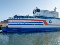 "Although critics see the mobile nuclear power plant as a ""floating Chernobyl,"" the ""Akademik Lomonosov"" will become a driving force for the economic development of the region and for the exploitation of Siberian mineral resources for the next 40 years."