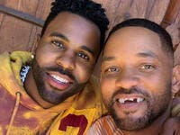 Hilarious Tiktok Prank! Jason Derulo Knocks Will Smith's Front Teeth Out With Golf Club .. Watch