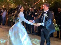 Just Like a Princess! Miss Lebanon Valerie Abou Chacra Throws a Fabulous Wedding (Pictures + Videos)