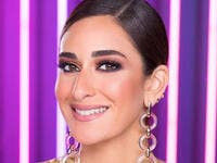 That's a Revealing Swimwear Ma'am! Amina Khalil Goes Under Fire for Her Bikini Choice (Picture)