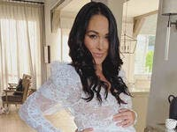 Brie Bella has given birth to her second child, a boy.