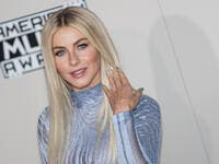 Julianne Hough attends the 2016 American Music Awards in los Angeles, California. (Shutterstock/ File Photo)
