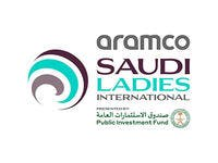 Aramco Saudi Ladies International logo (Photo: Arab News)