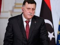 Libyan Government of National Accord Prime Minister Fayez al-Sarraj. (AFP)
