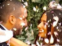 Hiba Tawaji and Ibrahim Maalouf Tie the Knot in Paris Without Masks or Social Distancing