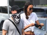 Weird Much? Naya Rivera's Ex-Husband Moves in With Her Sister Nickayla