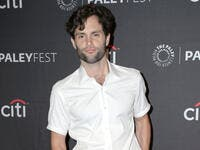 Penn Badgley and Domino Kirke are celebrating the birth of their first child together.