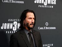 "Keanu Reeves at the ""John Wick Chapter 3 Parabellum"" Los Angeles Premiere (Shutterstock/ File Photo)"