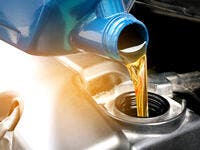 3. Car engine oil