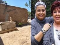 "Bugs Are Eating Ragaa Elgedawy's Grave ... And Her Daughter Comments ""It's Not My Business"""