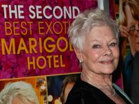 "Actress Dame Judi Dench attends the premiere of ""The Second Best Exotic Marigold Hotel"" at the Ziegfeld Theatre on March 3, 2015 in New York City. (Shutterstock)"
