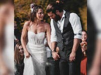And on-screen wedding between Can Yaman and Demet Özdemir on Erkenci Kuş (The Early Bird) series ... We would love it if it was real!